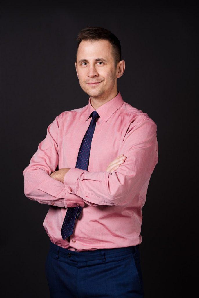 nasi aktuariusze: Przemysław Klusik