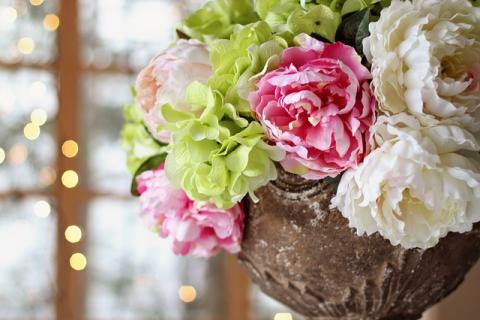 kwiaty na Barbórkę