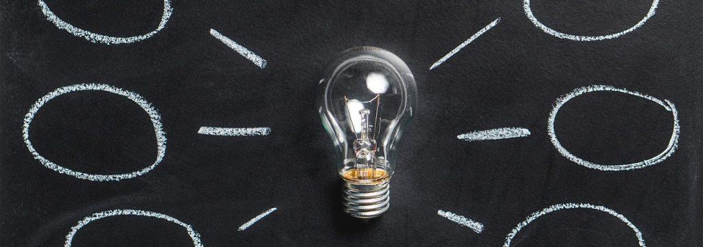 żarówka z pomysłami