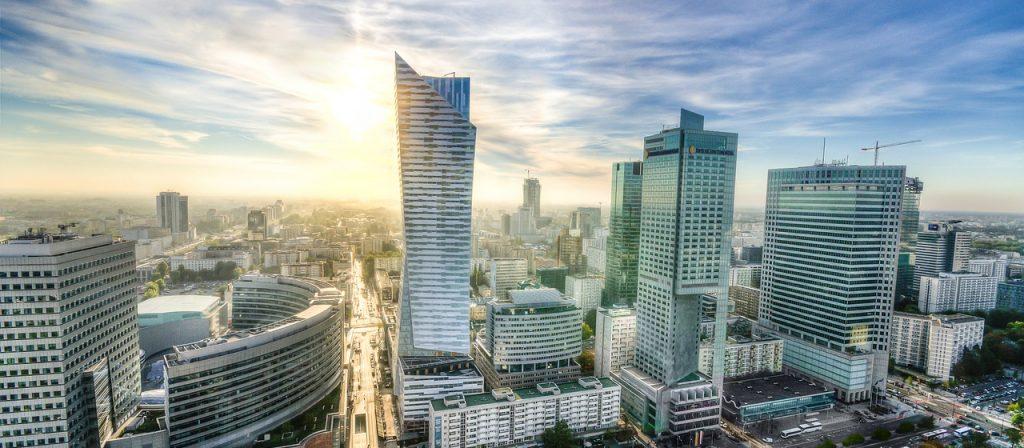 firmy korporacje w Warszawie