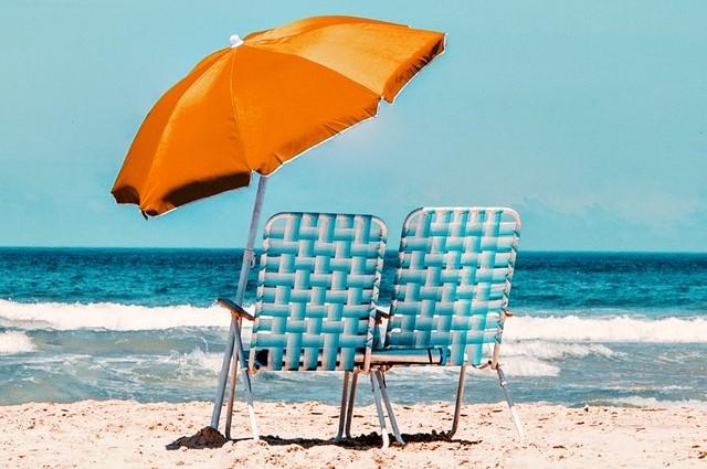 krzesła niewykorzystane na urlopy