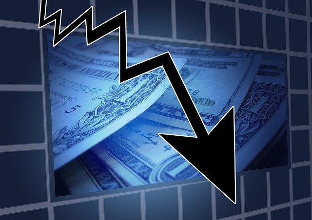 spadek rentowności